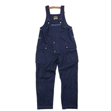 Load image into Gallery viewer, Nigel Cabourn LYBRO P-51 Naval Dungaree Denim