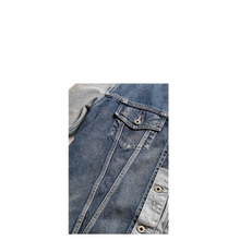 Load image into Gallery viewer, FDMTL Lazer Denim Jacket