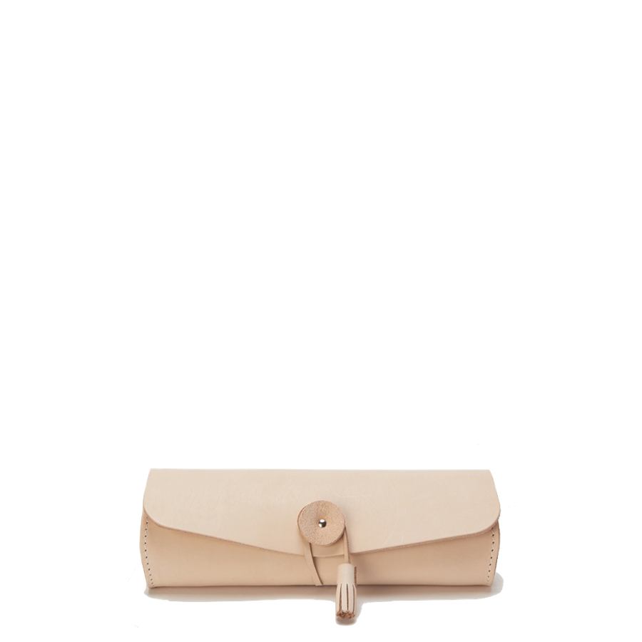 Hender Scheme Pen Case Natural