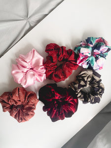 Mask & Scrunchie Sets