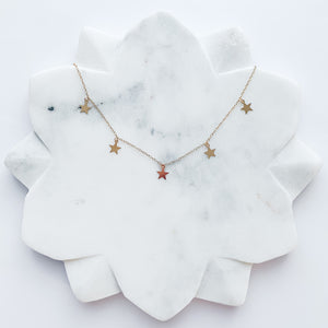 Celestial Choker Necklace