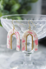Load image into Gallery viewer, Sakura Bow Earrings