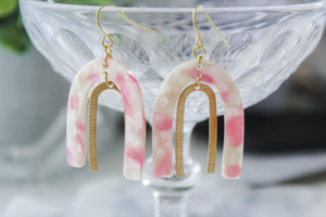 Sakura Bow Earrings