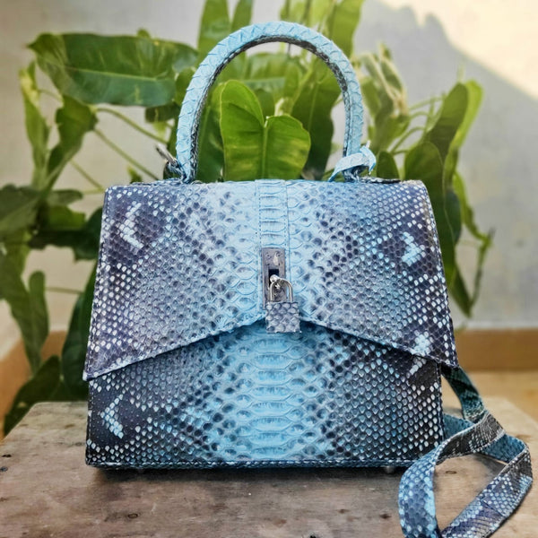 New Product made of genuine snake skin for women