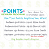Loyalty Program That Actually Adds Up!