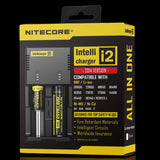 Nitecore I2 Intelligent Charger for li-on
