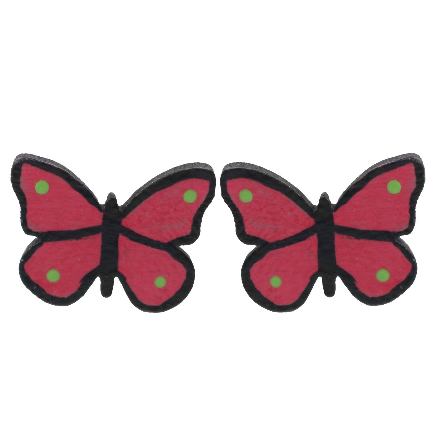 Butterfly Studs Earrings