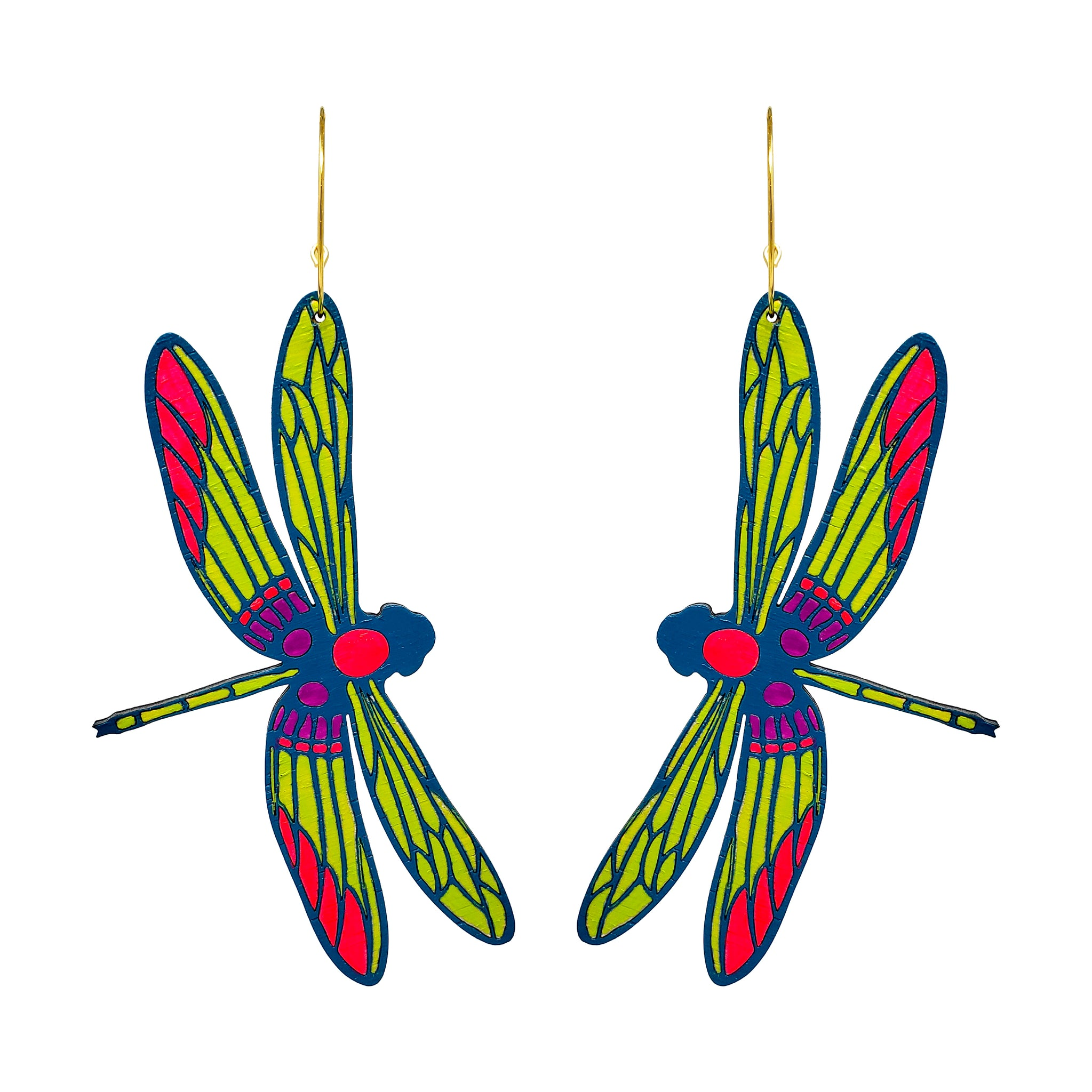 Dragonfly Hoops Giant