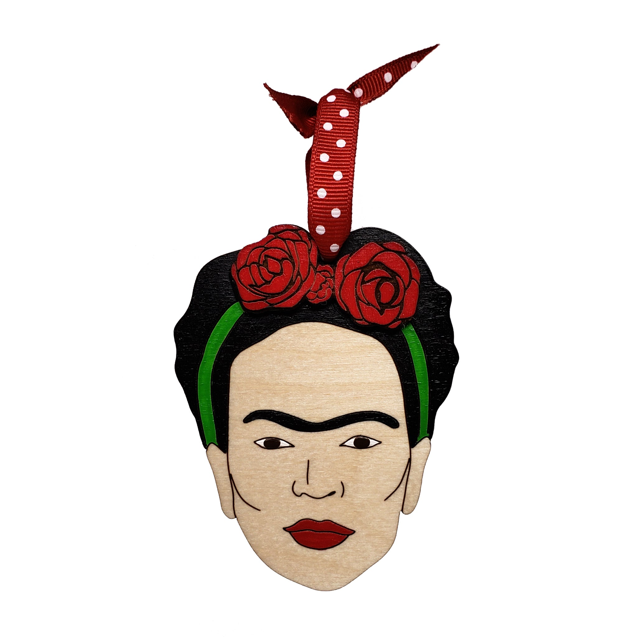 Frida Holiday Ornament