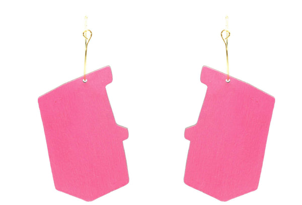 Gamer Girl Arcade Earrings