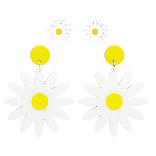 Mother's Day Daisy Gift Set