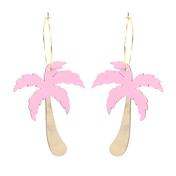 Palm Tree Hoops
