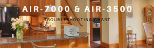 Air-7000 & Air-3500 Troubleshooting Chart