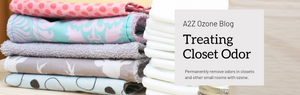 Treating Closet Odor