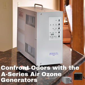 Air Series Ozone Generators Collection