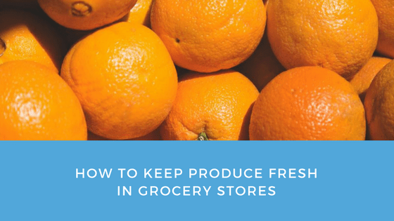 Keep Produce Fresh in Groceries