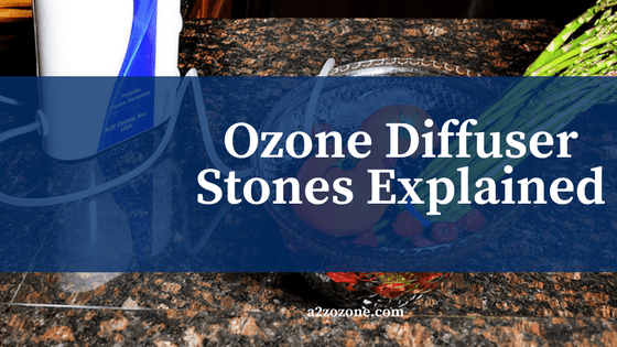 ozone diffuser stones explained air water oil applications