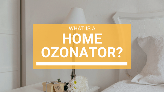 What is A Home Ozone Generator?