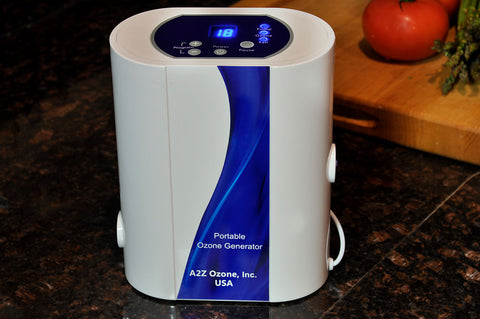 aqua-8 multi-purpose ozone generator