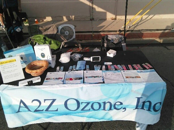 A2Z Ozone Inc. at the Gaslight Festival