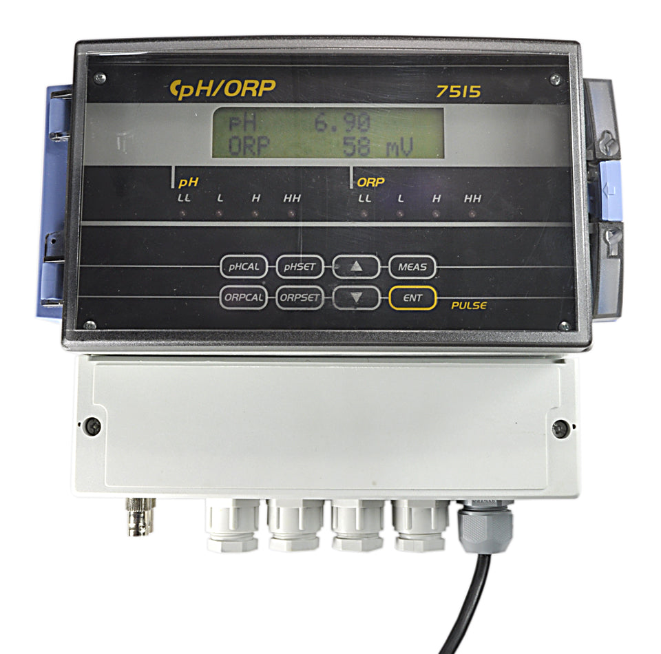 Pulse Instruments ORP Monitor Model 7515
