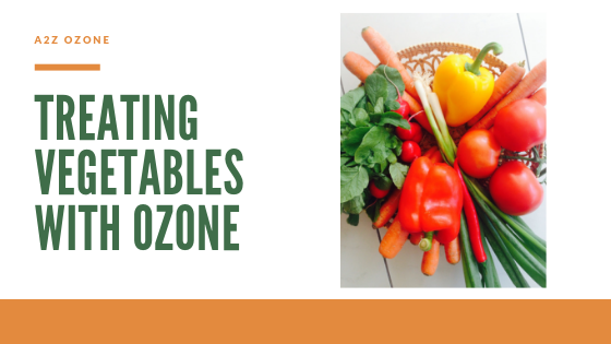 How to Wash Vegetables with Ozone