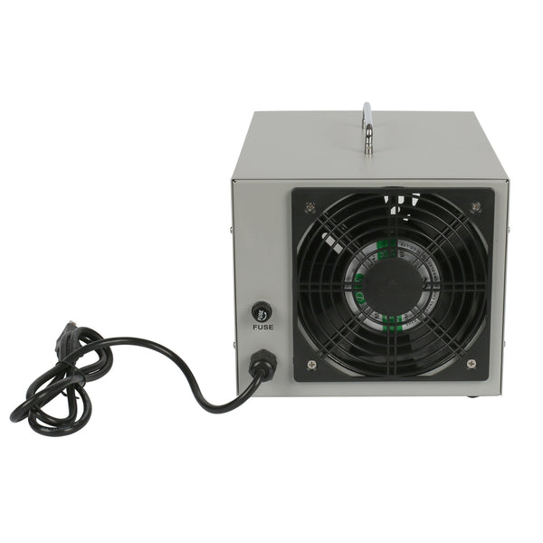 air 7000 ozone generator deodorizer designed to oxidize smells, odors, viruses and mold from the air