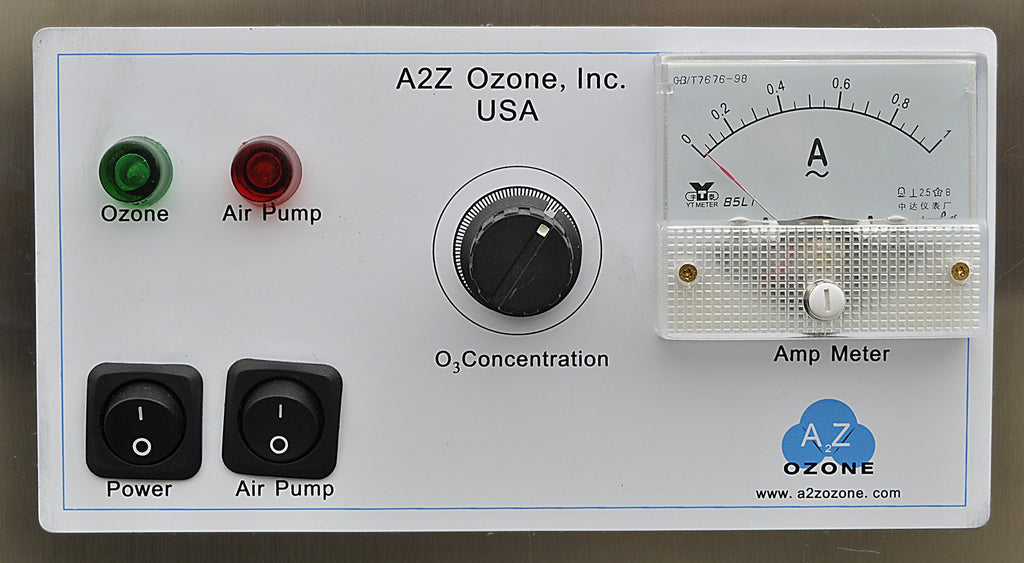 10g Ozone Replacement Panel