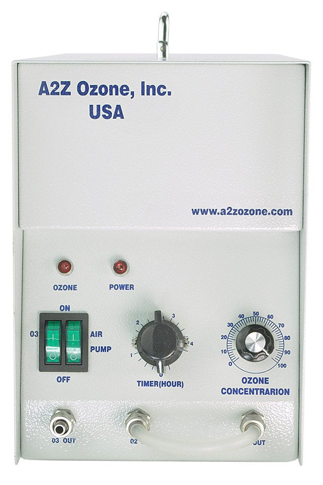a2z mp 1000 multi purpose ozone generator air water oil applications continuous timer