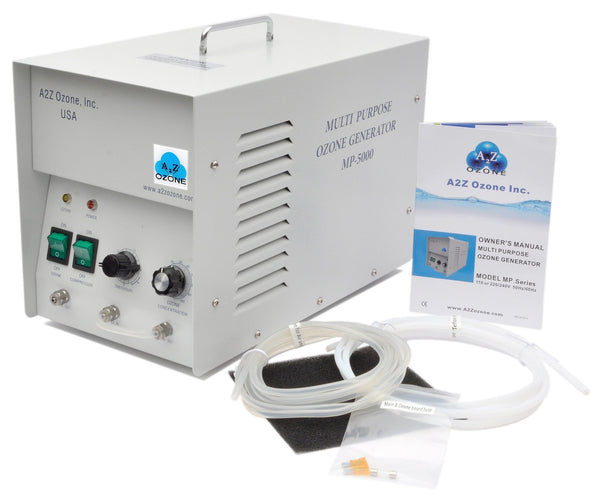 MP-5000 Multi-Purpose Ozone Generator-A2Z Ozone