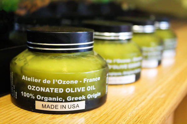 Ozonated Olive Oil | A2Z Ozone