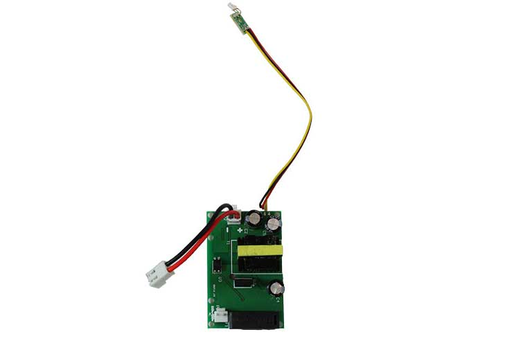12V DC Power Supply Board for the Aquatic Ozone Generator