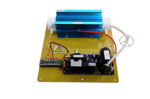 SP-8G Ozone Generator Plate, Board, Cell and Transformer, top view