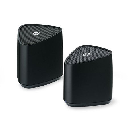 iHome iBT88 Bluetooth Wireless Rechargeable Mini Speakers
