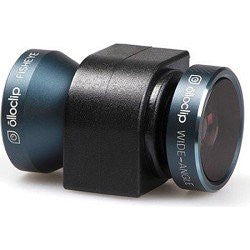 Olloclip 4-in-1 Lens Solution for iPhone 4/4s - Black/Black