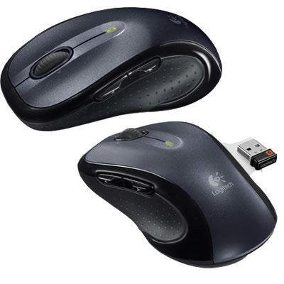 Logitech- Wireless Mouse M510