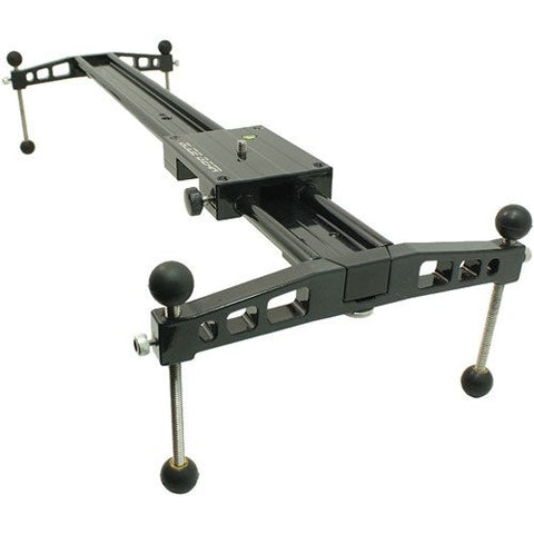 Glide Gear DEV 235 Video Camera Track Slider with Adjustable Feet