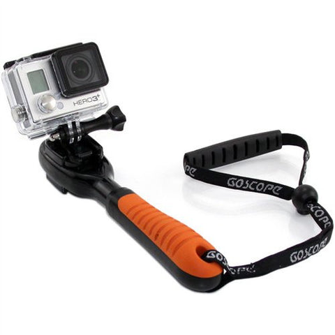 GoScope Clutch - GoPro HERO3+ Hand Grip
