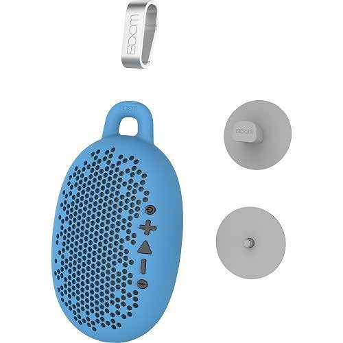 BOOM Urchin Ready 4 Anything Bluetooth Speaker (Blue)