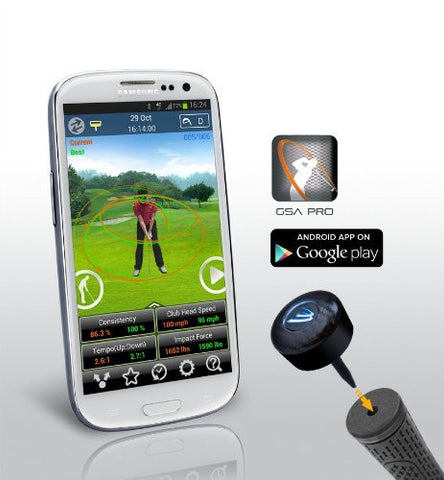 3Bays Android Version Golf Swing Analyzer