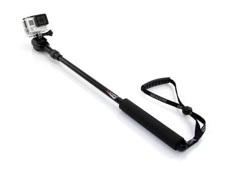 "GoScope Original Telescoping Monopod For GoPro Camera Extends From 21"" to 34.5"""