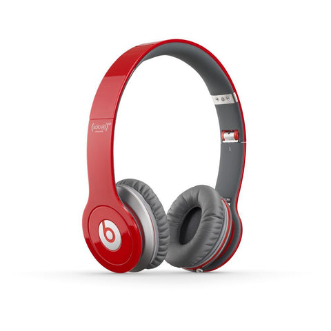 Beats Solo HD RED Edition On-Ear Headphones (Discontinued by Manufacturer)