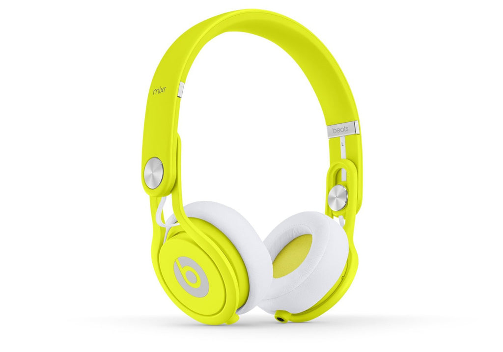 Beats Mixr On-Ear Headphone (Neon Yellow)