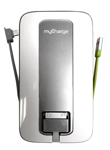myCharge Peak 6000 Rechargeable Power Bank