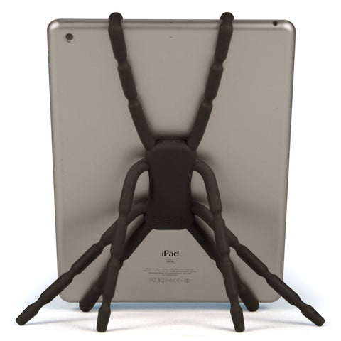 Breffo Spiderpodium Tablet Stand for Tablet - Black