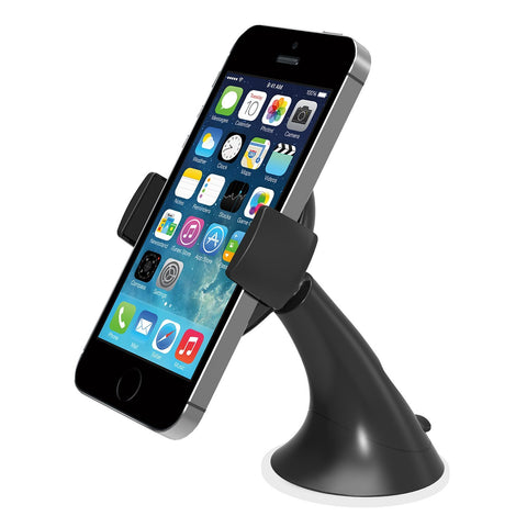 iOttie Easy View Universal Car Mount Holder for iPhone 4S/5 - Retail Packaging - Black