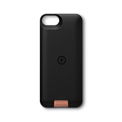 Duracell Powermat SnapBattery -Backup Battery for iPhone 5 (Black)