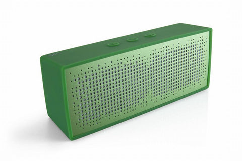 a.m.p SP1 Portable Bluetooth Speaker, Green