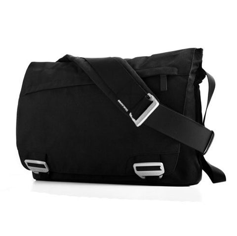 Bluelounge Bonobo Series Messenger for 17-Inch MacBooks and Laptops - Black (US-MB-01)