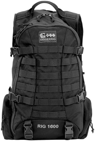 Geigerrig Tactical 1600 Hydration Pack G5 1600TAC BK
